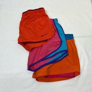 Nike Bundle! 3 Pairs of Dri-Fit Shorts